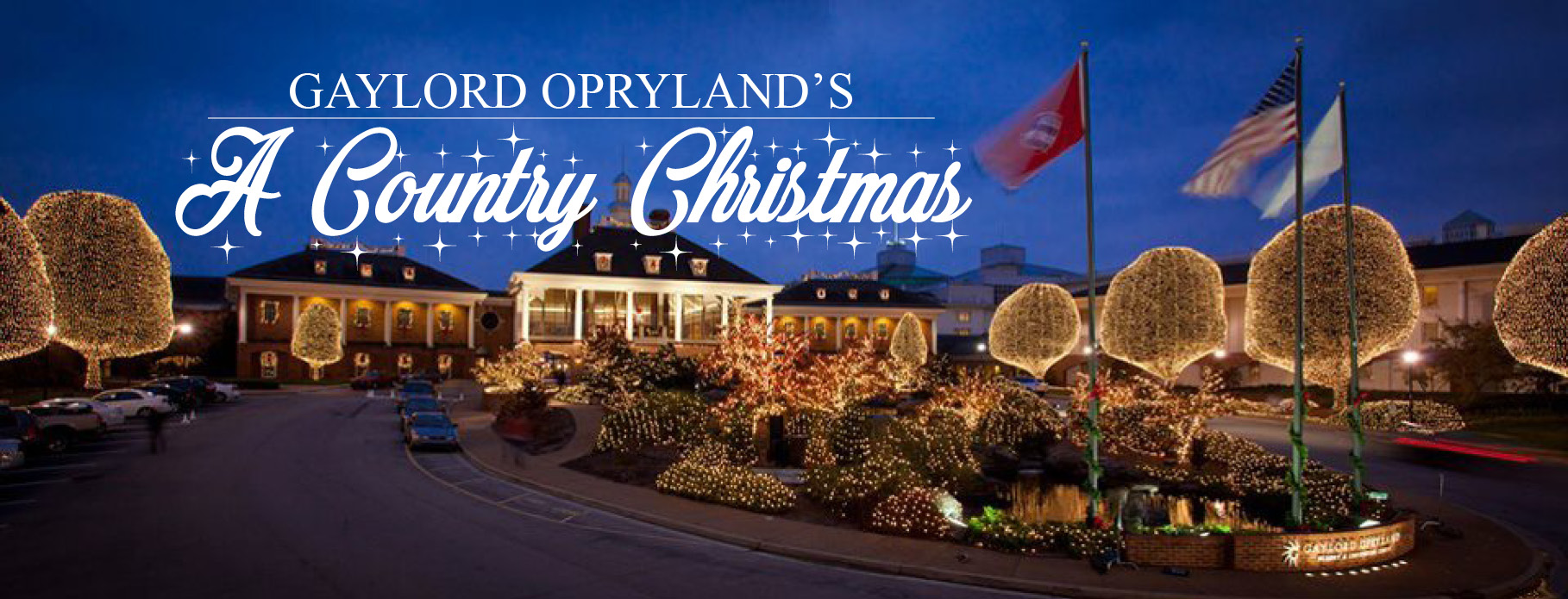 Gaylord Opryland S A Country Christmas In Nashville Tennessee Thecmbeat
